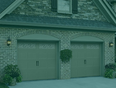 New Garage Door Replacement & Installation